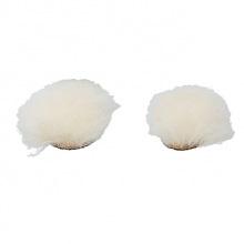 Buffing Lambswool Pad Set 2pc