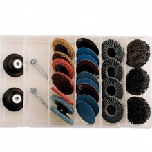 Quick Lock Accessory Pack 25pc
