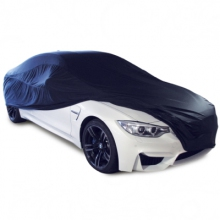 Car Indoor Cover. Black. Small