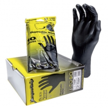 Black Mamba Torque Grip Nitrile Gloves Size: X-Large 100/ Box