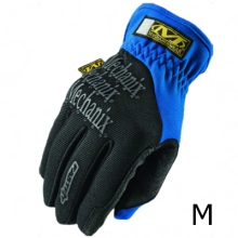 Mechanix Wear Blue Fast Fit Gloves Size: M