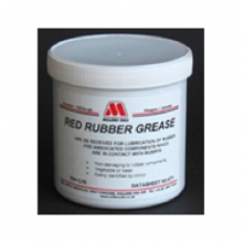 Millers Red Rubber Grease 500 gr.